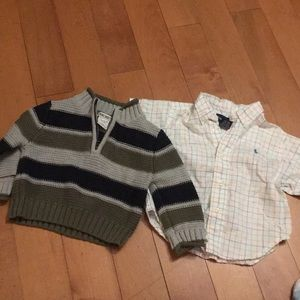 Baby boy clothes pack 12-18